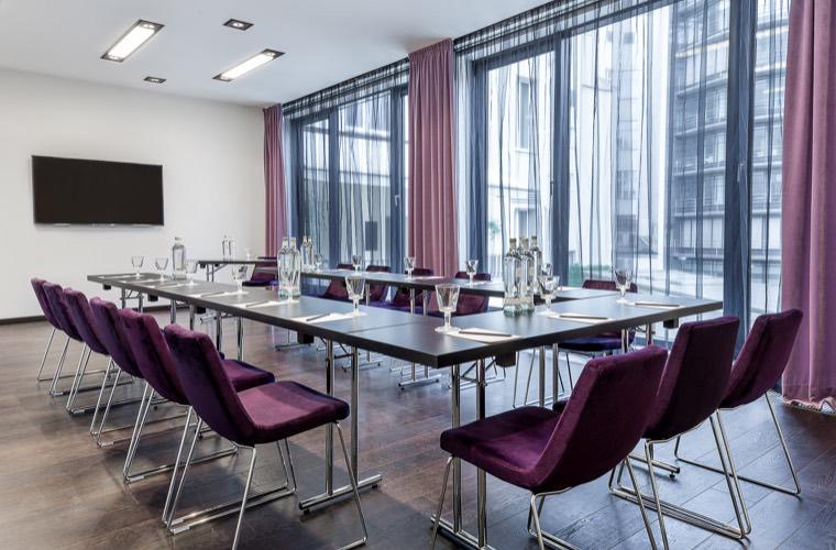 Hotel Zoo Berlin - Meeting Room