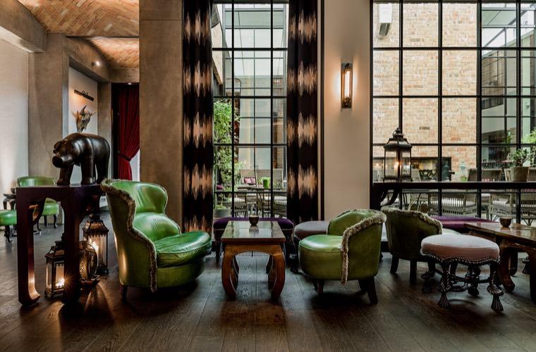 Hotel Zoo Berlin - Lounge