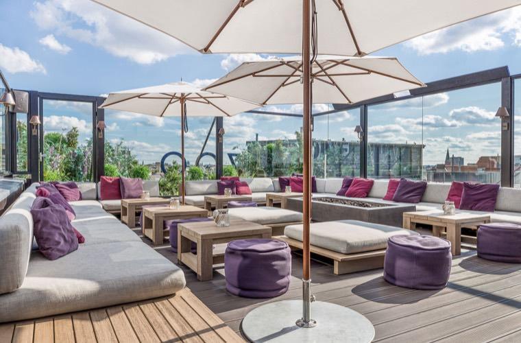 Hotel Zoo Berlin - Terrace