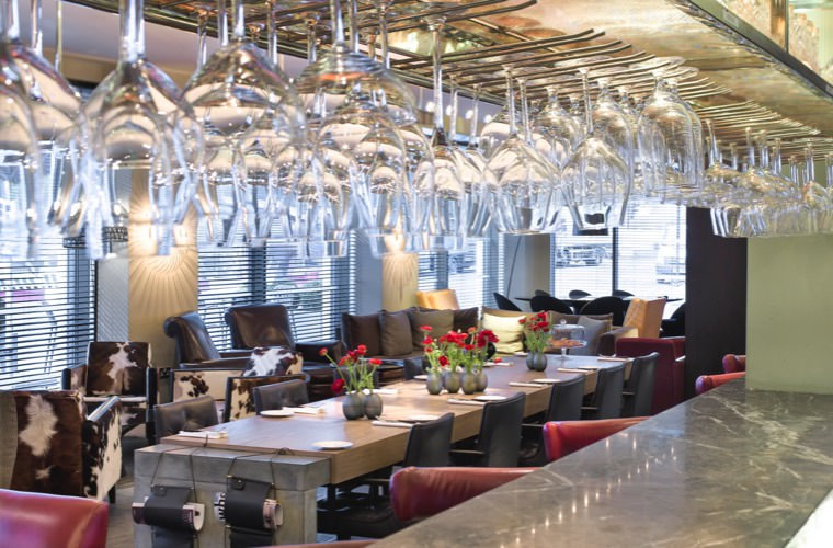 South Place Hotel London - Bar