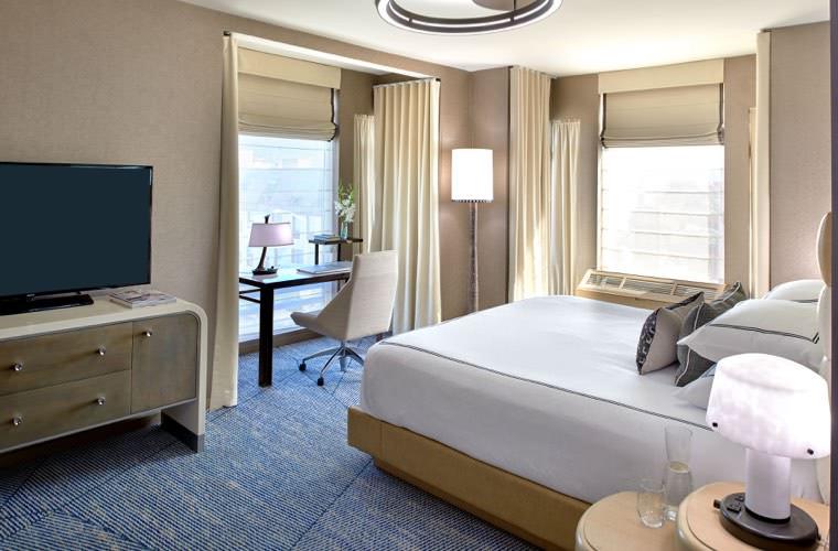 Hotel Zoe - Bedroom