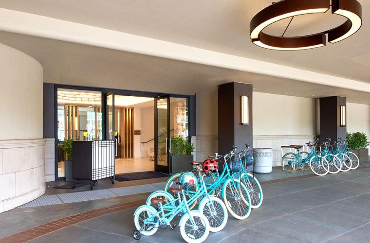 Hotel Zoe - Bikes