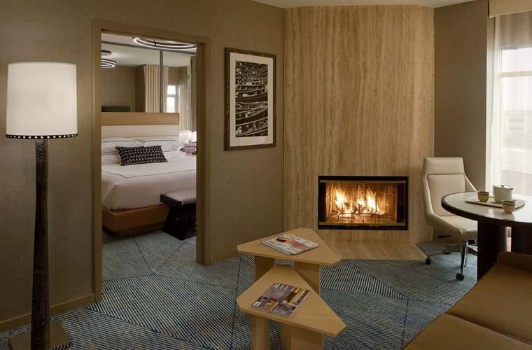Hotel Zoe - Fire Place