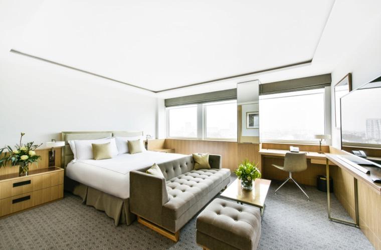 Royal Lancaster London - Bedroom