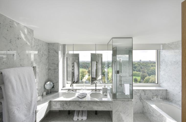 Royal Lancaster London - Bathroom