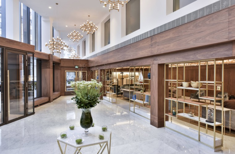 Royal Lancaster London - Lobby