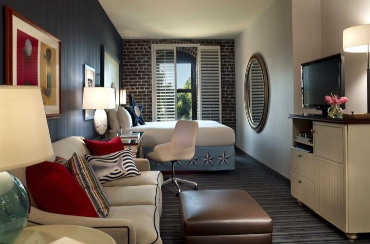 Argonaut Hotel - Bedroom