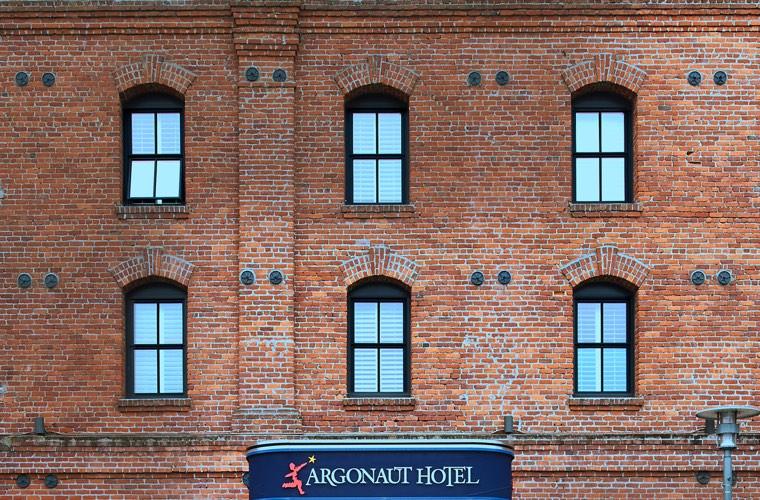 Argonaut Hotel - Exterior