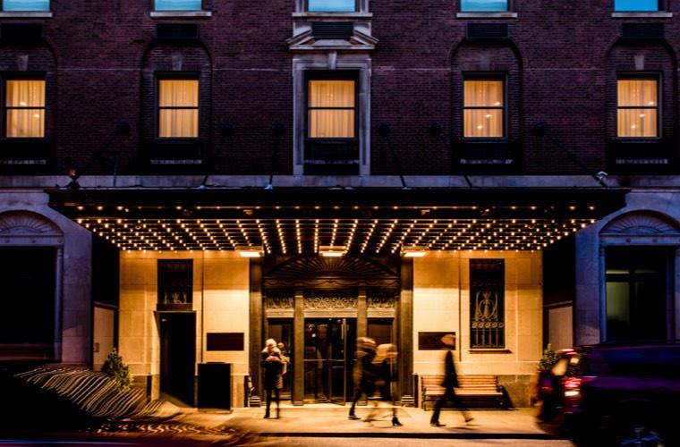 Ambassador Hotel Chicago - Exterior